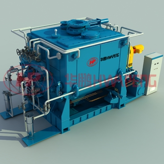 HP-DMH Series Dry Material Preheater