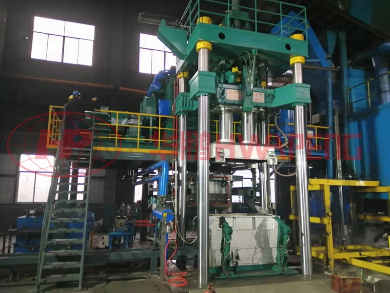 Application of vibrocompactor in prebaked anode production