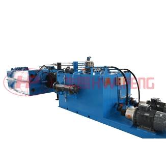 HP-HC Series Hydraulic Carbon Butts Crusher