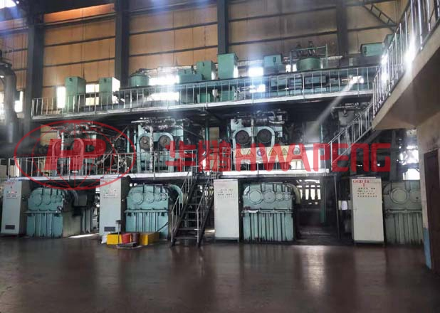 Application of 3000L double-layer heating kneader in production of graphite electrode